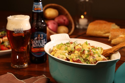 Boston Lager Potato Salad Recipe
