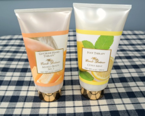 Camille Beckman Citrus Mint Foot Therapy