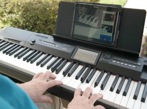 The Casio CGP-700 Digital Piano – The Perfect Electronic Keyboard for Beginners to Pro's