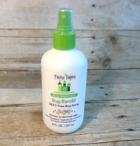 Repel Bugs Naturally with Fairy Tales Bug Bandit Spray