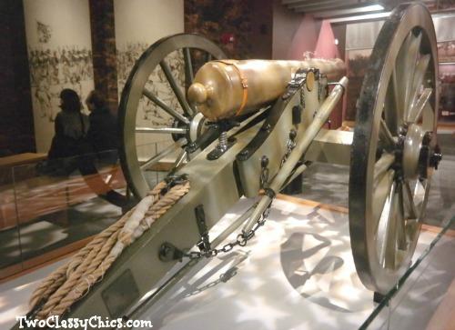 Gettysburg National Military Park Museum
