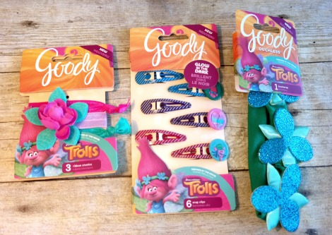 Goody Girl's Hair Accessories Prize Pack
