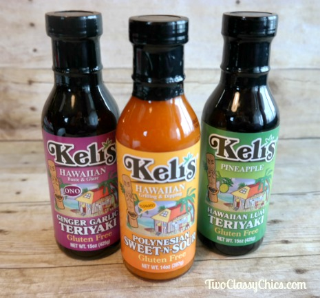Gourmet Cooking Made Easy with Keli's Sauces
