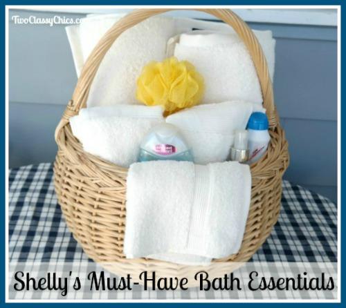 Must-Have Pampering Bath Essentials