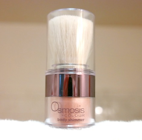 Osmosis Colour Body Shimmer Powder in Opal