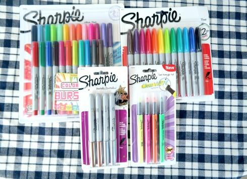 Sharpie Marker Variety Pack
