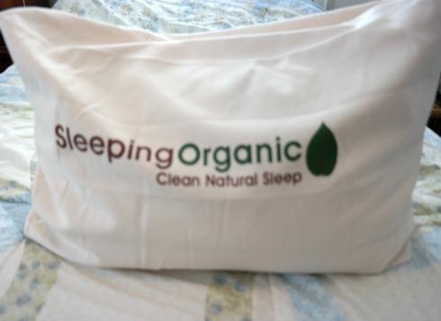 Sleeping Organic Natural Latex Pillow