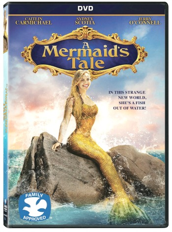 A Mermaid's Tale Movie DVD