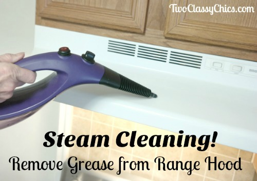 How to Clean the Range Hood and Filter