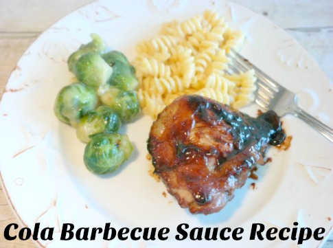 Homemade Cola Flavored Barbecue Sauce Recipe