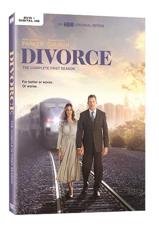 Divorce – Starring Sarah Jessica Parker Season One DVD Giveaway