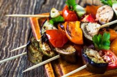 Grilled Vegetable Skewers Recipe