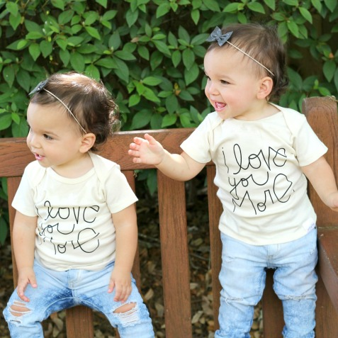 Adorable Children's Tees from Tenth & Pine