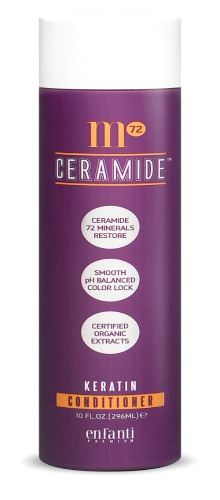 m72 Keratin Ceramide Shampoo and Conditioner