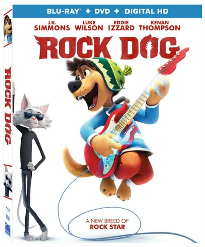 Family Movie Night: ROCK DOG