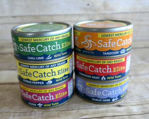 Tantalize Your Taste Buds with 6 New Safe Catch Elite Tuna Flavors