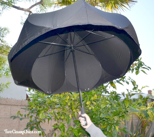 The SoftSide Umbrella Has You Covered
