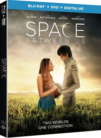Family Movie Night: The Space Between Us