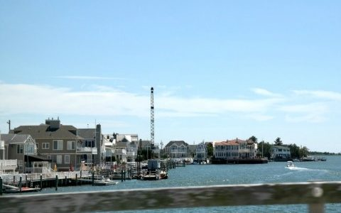 The Bay Area in Stone Harbor New Jersey