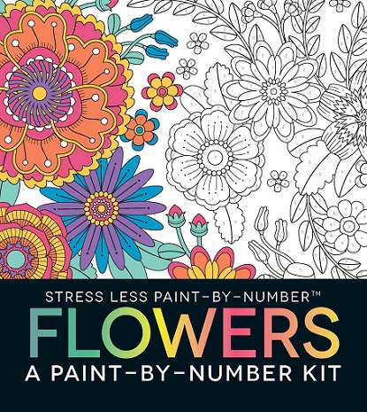 Explore Your Artistic Creativity with Paint-by-Number Kits