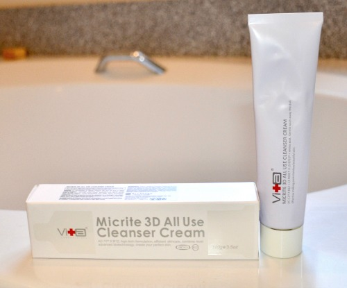 Swissvita Micrite 3D All Use Facial Cleanser