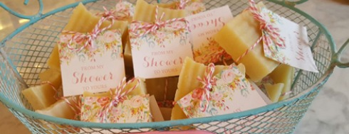 Handcrafted Natural Soap by Reverie Farms and Soaps