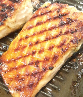 Honey-Soy Grilled Salmon Recipe