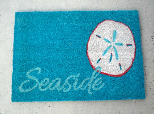Update Your Home for Summer with a Beautiful Doormat from Entryways