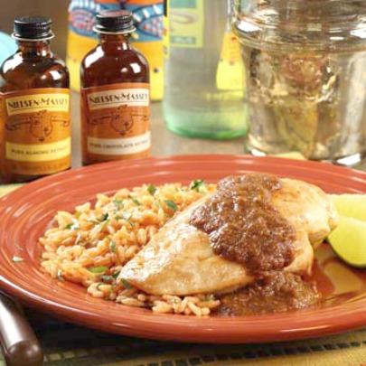 Fiesta Mole Sauce Recipe