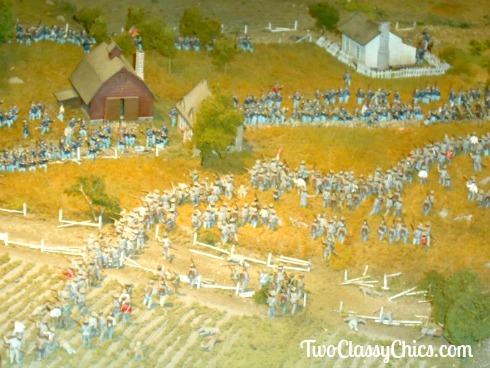The Gettysburg Diorama and History Center