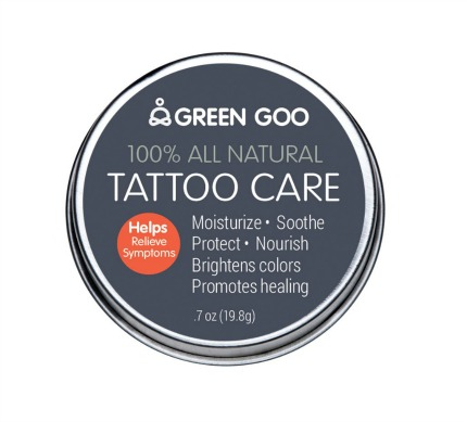 Preserve Your Ink with Tattoo Care from Green Goo