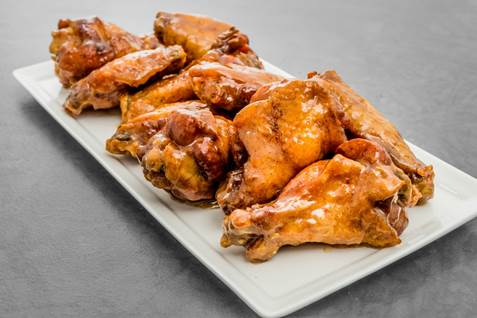 Grilled Honey BBQ Wings Recipe