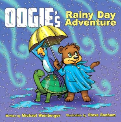 Oogie's Rainy Day Adventure Children's Book