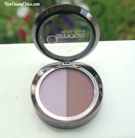 Osmosis Colour Mineral Cosmetics Matte Eye Shadow Duos