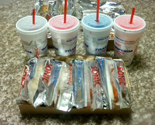 New Pretzel Dog Menu Items from Sonic Drive-In
