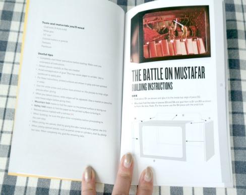 Star Wars Build-A-Scene Papercraft Kit
