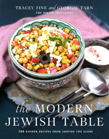 The Modern Jewish Table: 100 Kosher Recipes from Around the World