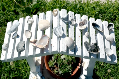 DIY Project: Wishing Well Garden Planter - Coastal Style