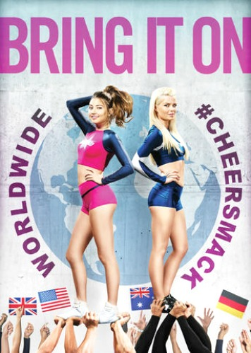 Movie Review – Bring It On: Worldwide #CheerSmack
