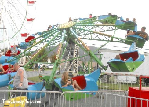 Dauphin Carnival in Pennsylvania