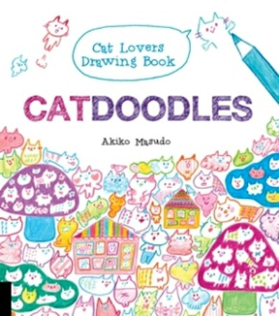 CatDoodles – The Cat Lovers Drawing Book