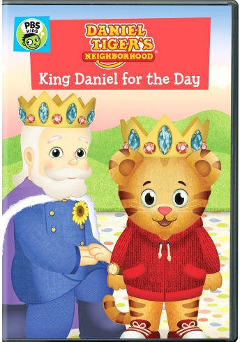Daniel Tiger's Neighborhood: King Daniel for the Day DVD