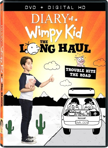 Family Movie Night: Diary of a Wimpy Kid: The Long Haul