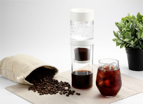 Portable Ice-Drip Coffee Maker by DRIPO