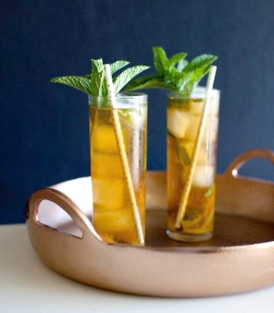 Iced Tea Flavored Cocktail Drink Recipes