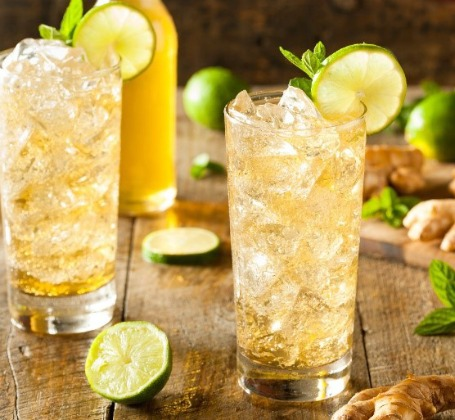 Scotch & Ginger Highball Recipe