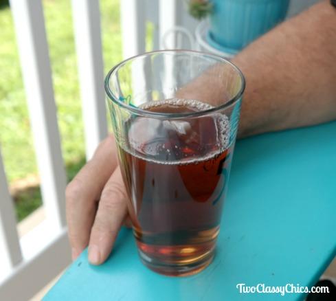 Tetley's Sparkling Peach Iced Tea Recipe