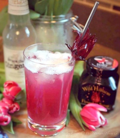 Wild Hibiscus Sharleen Recipe