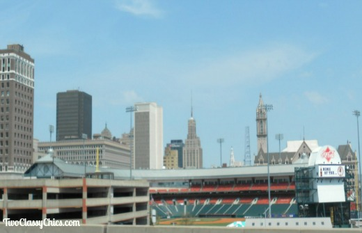 Buffalo New York - City Skyline