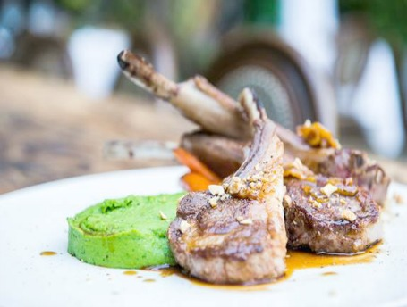 Lamb Chops Made Easy by Chef Erwin Mallet with Recipe